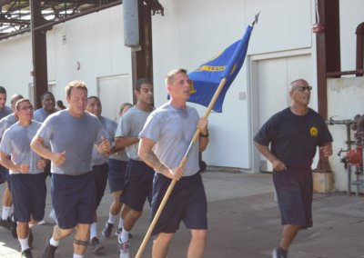 Cadet Finish