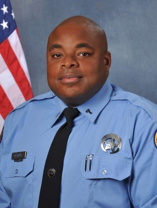 Fund Created to Support the Family of Officer Marcus McNeil